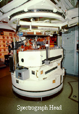 [Image of Spectrograph Head]